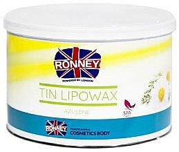 Kup Wosk do depilacji Azulen w puszce - Ronney Professional Wax Tin Azulene