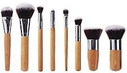 Kup Zestaw pędzli do makijażu - Fascination Bamboo Complexion & Eyes