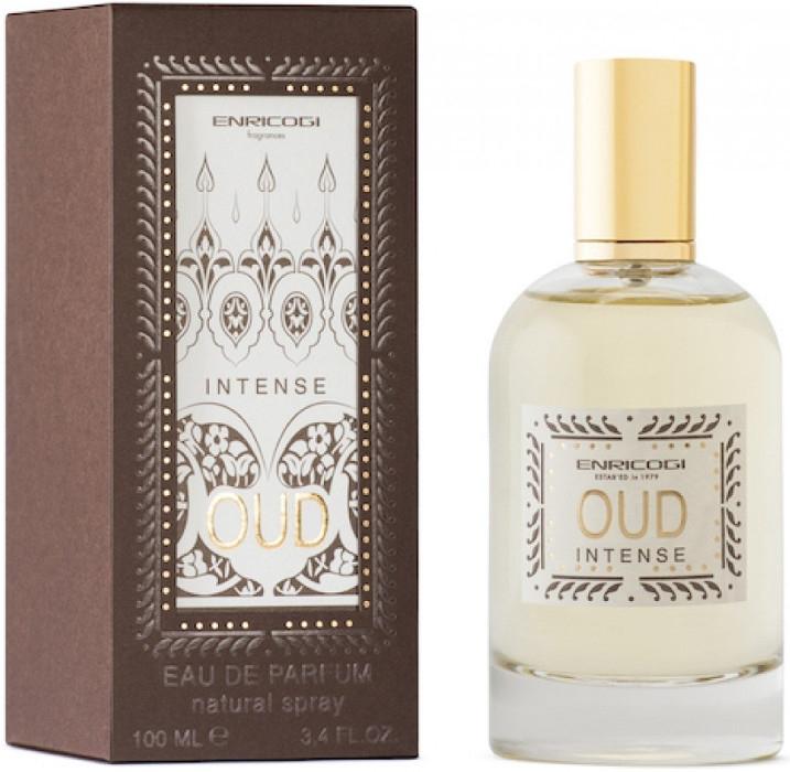 Enrico Gi Oud Intense - Woda perfumowana — фото N1