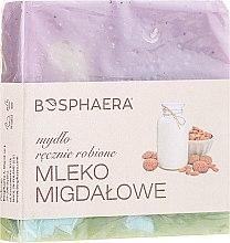 Kup Mydło w kostce ręcznie robione Mleko migdałowe - Bosphaera