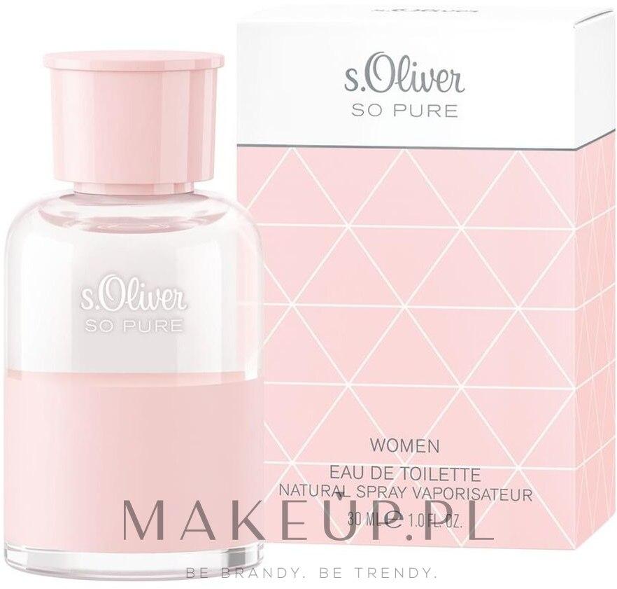 s.oliver so pure women