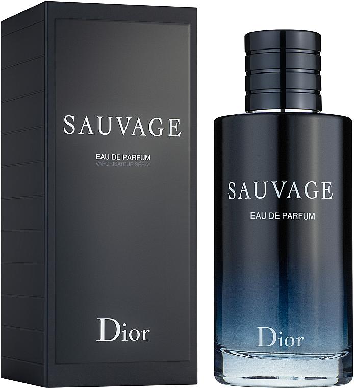 Dior Sauvage Eau de Parfum - Woda perfumowana — фото N1