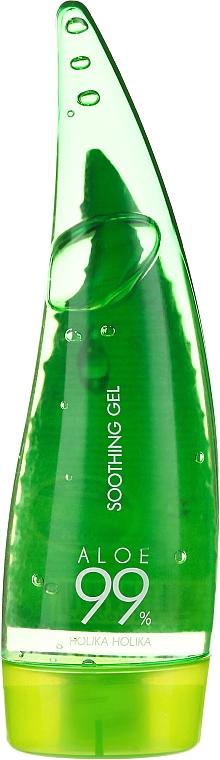 Aloesowy kojący żel nawilżający - Holika Holika Aloe 99% Soothing Gel — фото N1
