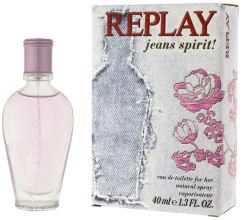 Kup Replay Jeans Spirit! For Her - Woda toaletowa