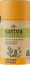 Kup Naturalna ziołowa farba do włosów - Sattva Ayurveda
