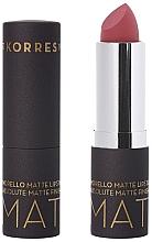 Kup Matowa pomadka do ust - Korres Morello Matte Lipstick