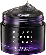 Kup Bogaty nawilżający krem do twarzy - Neogen Dermalogy Black Energy Cream