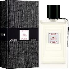 Kup PRZECENA! Lalique Les Compositions Parfumees Spicy Electrum - Woda perfumowana *