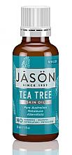 Kup Skoncentrowany olejek z drzewa herbacianego - Jason Natural Cosmetics Tea Tree Oil