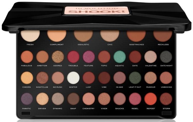 Paleta cieni do powiek - Makeup Revolution 36 Shook Eyeshadow Palette