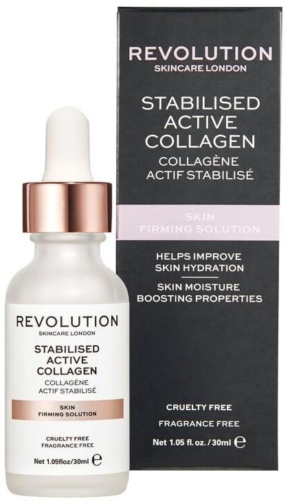 Stabilizowany aktywny kolagen - Makeup Revolution Skincare Stabilised Active Collagen  — фото N2