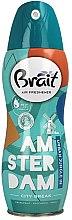 Kup Suchy odświeżacz powietrza - Brait City Break Amsterdam