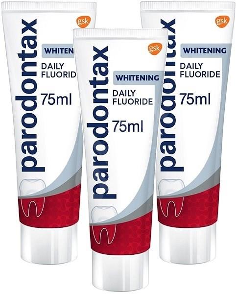 Zestaw - Parodontax Whitening Toothpaste (3 x t/paste/75 ml) — фото N1