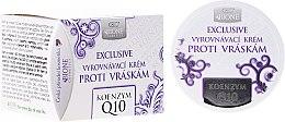 Kup Ekskluzywny krem przeciwzmarszczkowy do twarzy - Bione Cosmetics Exclusive Organic Smoothing Anti-Wrinkle Cream With Q10