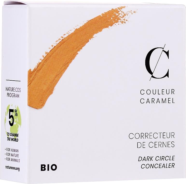 Zielony krem korygujący - Couleur Caramel Corrective Cream — фото N3