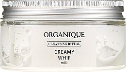 Kup Pianka do mycia ciała Mleko - Organique HomeSpa