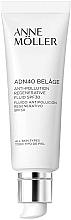 Kup Regenerujący fluid do twarzy z filtrem SPF 30 - Anne Möller ADN40 Belâge Concealers & Correctors Anti-Pollution Regenerative Fluid