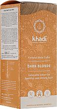 Kup PRZECENA! Organiczna ziołowa farba do włosów - Khadi Natural Hair Color *