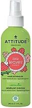 Kup Spray do włosów dla dzieci ułatwiający rozczesywanie - Attitude Detangling Spray Watermelon And Coconut