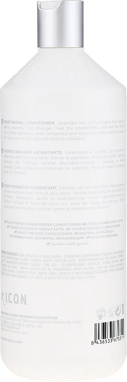 Nawilżająca odżywka do włosów - I.C.O.N. Care Free Moisturizing Conditioner — фото N2