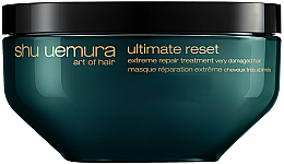 Kup Ekstremalnie naprawcza maska do bardzo zniszczonych włosów - Shu Uemura Art of Hair Ultimate Reset Mask