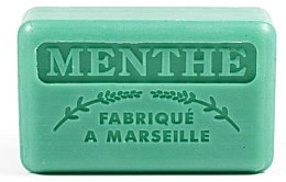 Kup Marsylskie mydło w kostce Mięta - Foufour Savonnette Marseillaise Menthe