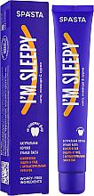 Kup PRZECENA! Naturalna pasta do zębów na noc Kompleksowa ochrona i pielęgnacja o działaniu antybakteryjnym - Spasta I Am Sleepy Toothpaste *