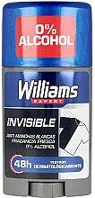 Kup Dezodorant w sztyfcie - Williams Expert Invisible Deodorant Stick