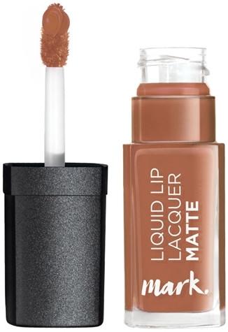 Matowa szminka w płynie - Avon Mark Liquid Lip Lacquer Matte