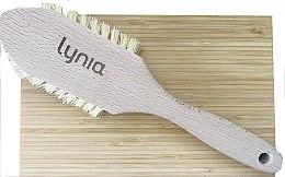 Kup Drewniana szczotka do pięt - Lynia