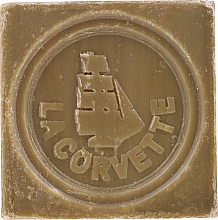 Kup Oliwkowe mydło w kostce - La Corvette Savon de Marseille Olive 72%
