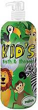 Kup Żel pod prysznic i do kąpieli dla dzieci - Hegron Kid's Melon Bath & Shower