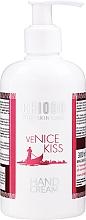 Kup Perfumowany krem do rąk - Chiodo Pro Skin Care Venice Kiss Hand Cream