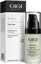 Kup Rozjaśniające serum do twarzy - Gigi Retin A Brihtening Serum