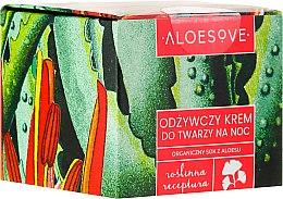 Kup Odżywczy krem do twarzy na noc - Aloesove
