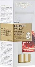Kup Natychmiastowa maska wygładzająca Ekspert wieku 50+ - L'Oreal Paris Age Perfect Face Mask