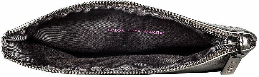 Zestaw pędzli do makijażu w kosmetyczce - ZOEVA Pink Elements Classic Set (8 brushes + clutch) — фото N4