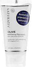 Kup Oliwkowy peeling złuszczający do twarzy, szyi i dekoltu - Naturativ Olive Exfolianting Face Scrub