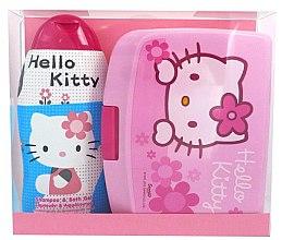 Kup Zestaw - Disney Hello Kitty (shm/bath/gel 300ml + lunch box)