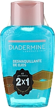 Kup Zestaw do demakijażu - Diadermine ( eye/makeup/remover/2x125ml)