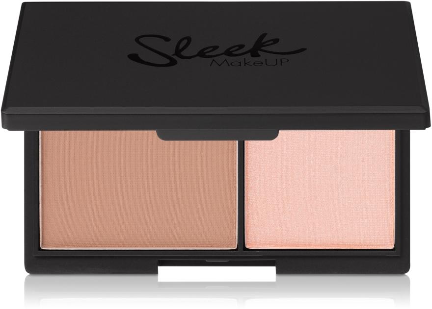 Paletka do konturowania twarzy - Sleek MakeUP Face Contour Kit — фото N1