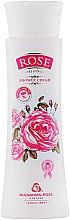 Kup Różany krem pod prysznic - Bulgarian Rose Rose Shower Cream