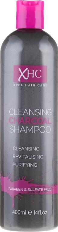 Oczyszczający szampon do włosów - Xpel Marketing Ltd Xpel Hair Care Cleansing Revitalising Purifying Charcoal Shampoo