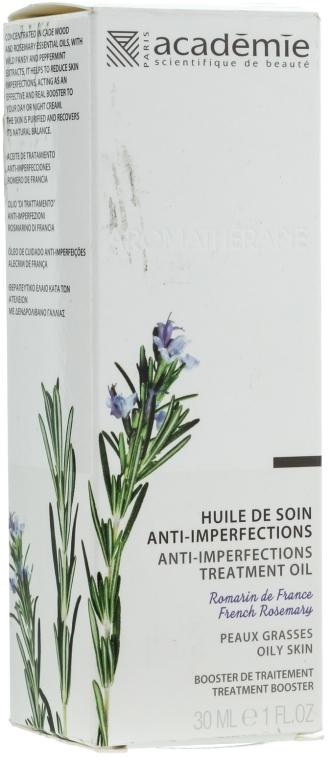 Olejek oczyszczający zapobiegający powstawaniu niedoskonałości - Académie Anti-Imperfections Treatment Oil — фото N3