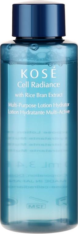 Lotion nawilżający - Kose Cellular Radiance Multi-Purpose Lotion Hydrator — фото N2