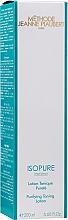 Kup Tonizujący płyn oczyszczający - Methode Jeanne Piaubert Isopure Purifying Toning Lotion