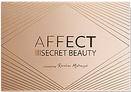 Kup Paletka do makijażu - Affect Cosmetics Secret Beauty