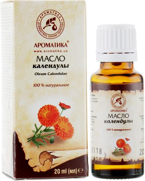 Olej nagietkowy - Aromatika — фото N1