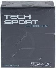 Kup Amazscent Tech Sport - Woda toaletowa (tester z nakrętką)