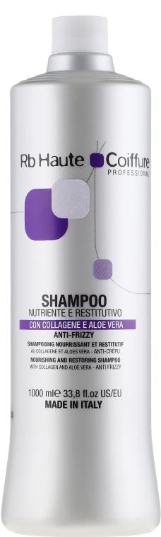 Odżywczy szampon regenerujący do włosów - Renee Blanche Haute Coiffure  — фото N1